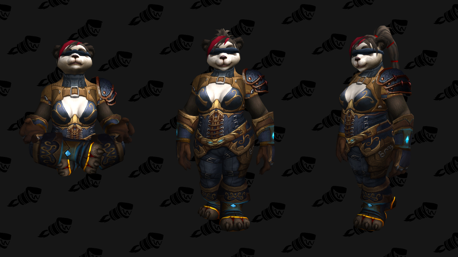Transmog Growing Up In Azeroth